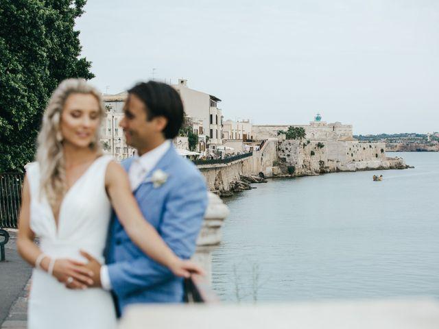 Il matrimonio di Vasco e Diwi a Siracusa, Siracusa 50