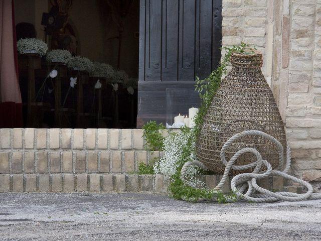 Il matrimonio di mino e stefania a Macerata, Macerata 17