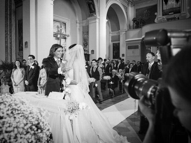 Il matrimonio di mino e stefania a Macerata, Macerata 22
