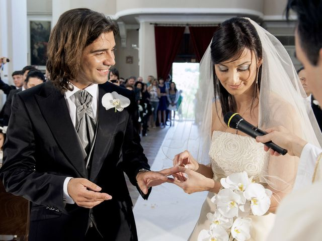 Il matrimonio di mino e stefania a Macerata, Macerata 24