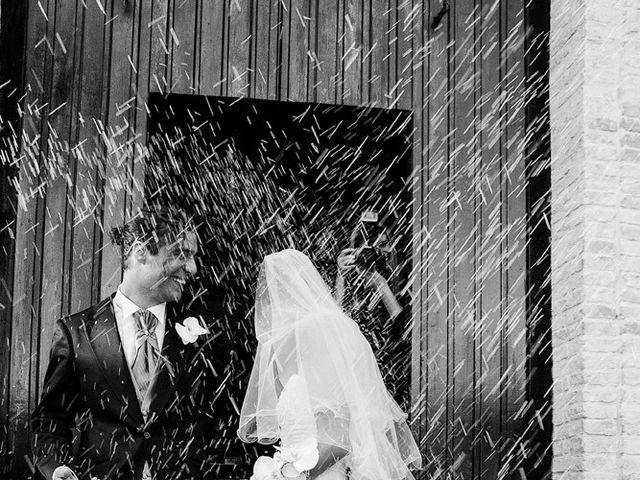 Il matrimonio di mino e stefania a Macerata, Macerata 28