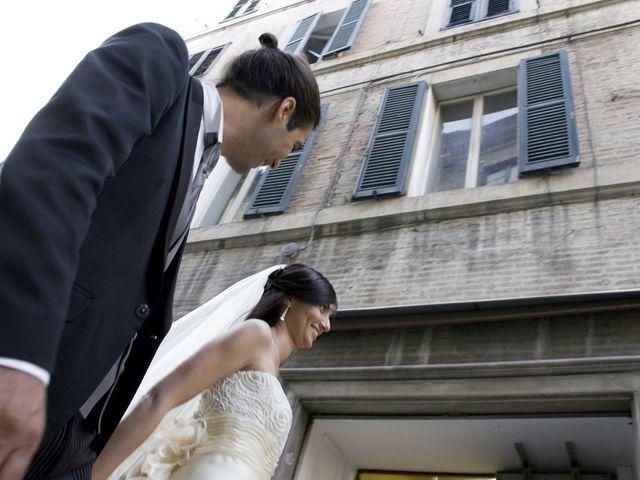 Il matrimonio di mino e stefania a Macerata, Macerata 35