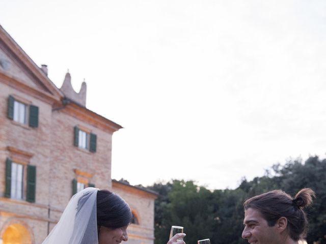 Il matrimonio di mino e stefania a Macerata, Macerata 37