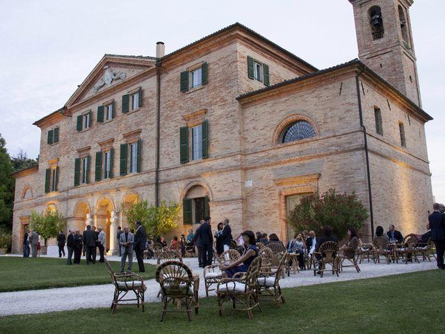 Il matrimonio di mino e stefania a Macerata, Macerata 38