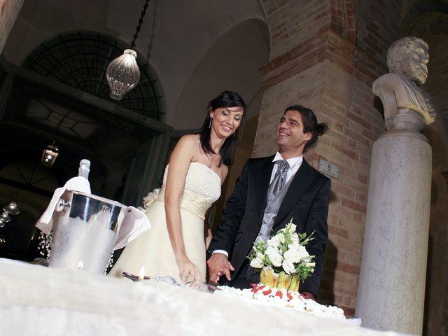 Il matrimonio di mino e stefania a Macerata, Macerata 43