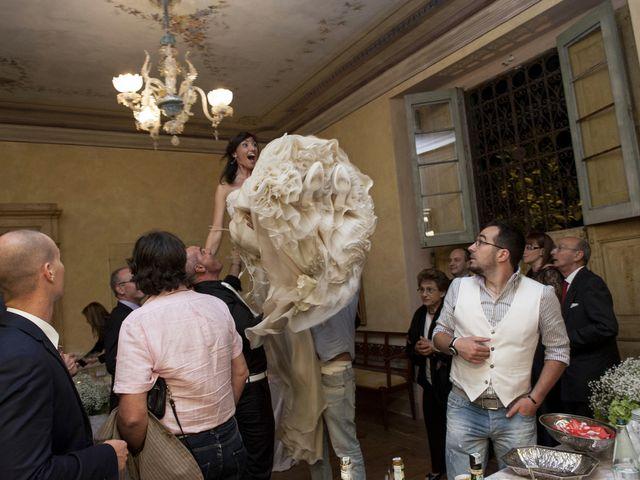 Il matrimonio di mino e stefania a Macerata, Macerata 45