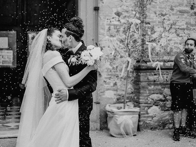 Il matrimonio di Paolo e Benedetta a Pisa, Pisa 1