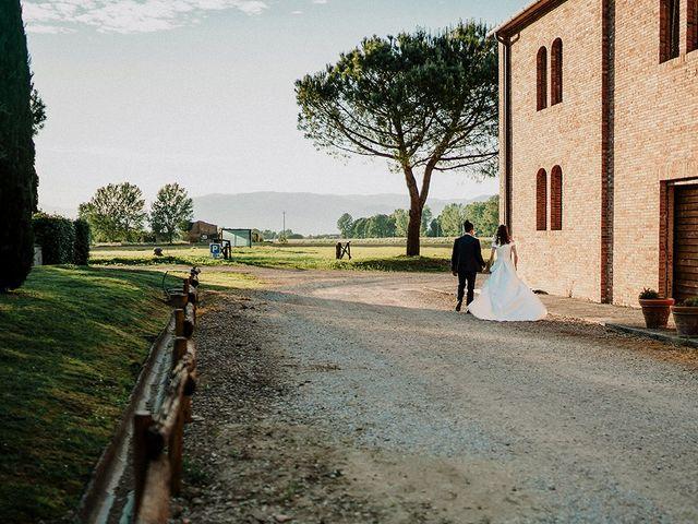 Il matrimonio di Paolo e Benedetta a Pisa, Pisa 48