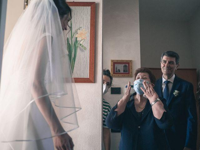 Il matrimonio di Cesare e Antonella a Soncino, Cremona 35