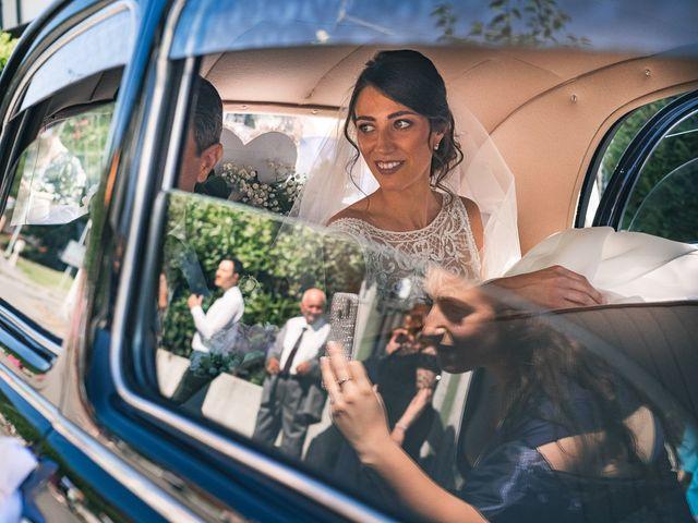 Il matrimonio di Cesare e Antonella a Soncino, Cremona 45