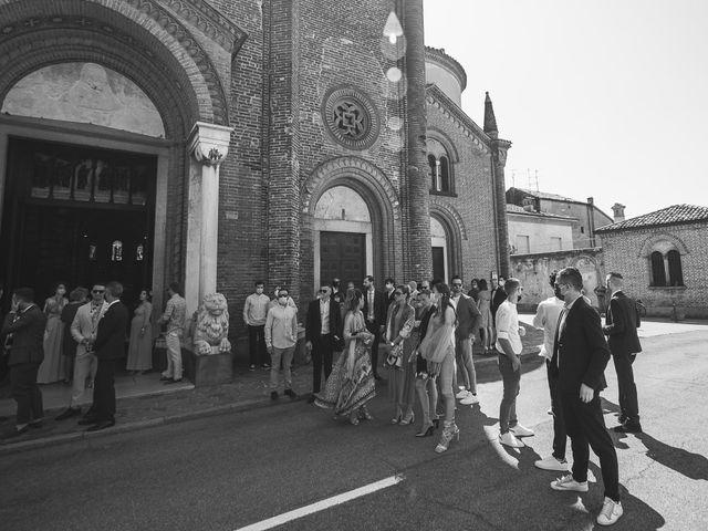 Il matrimonio di Cesare e Antonella a Soncino, Cremona 53