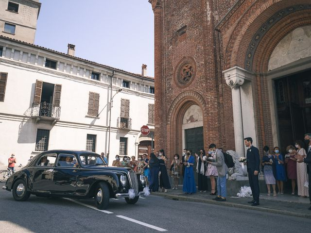 Il matrimonio di Cesare e Antonella a Soncino, Cremona 54