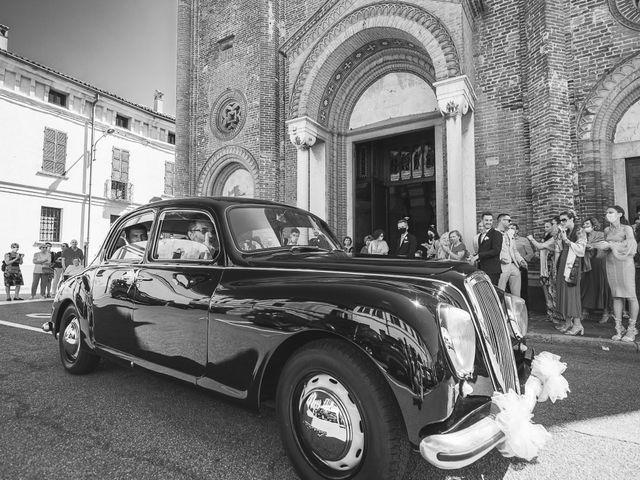 Il matrimonio di Cesare e Antonella a Soncino, Cremona 55