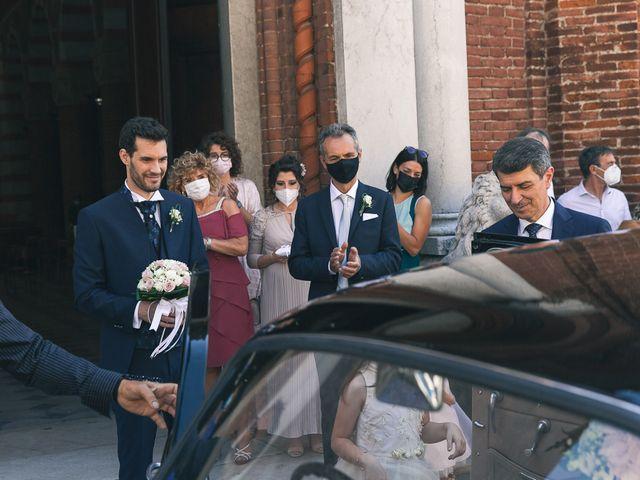 Il matrimonio di Cesare e Antonella a Soncino, Cremona 57