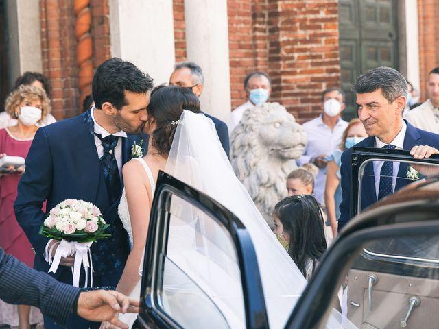 Il matrimonio di Cesare e Antonella a Soncino, Cremona 58