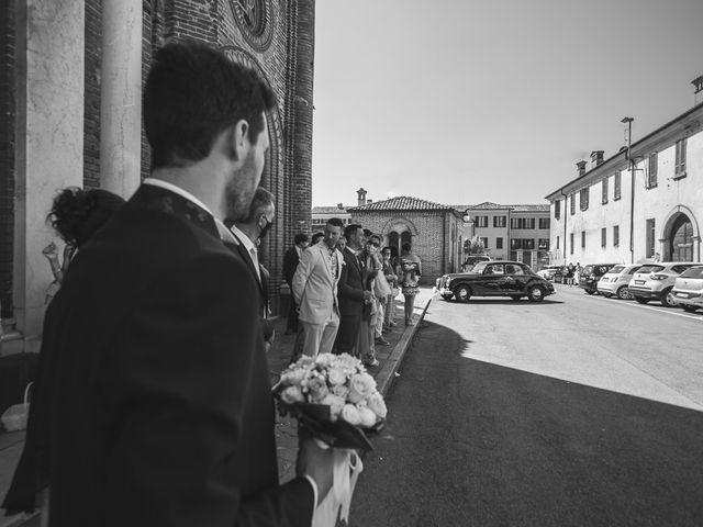 Il matrimonio di Cesare e Antonella a Soncino, Cremona 59