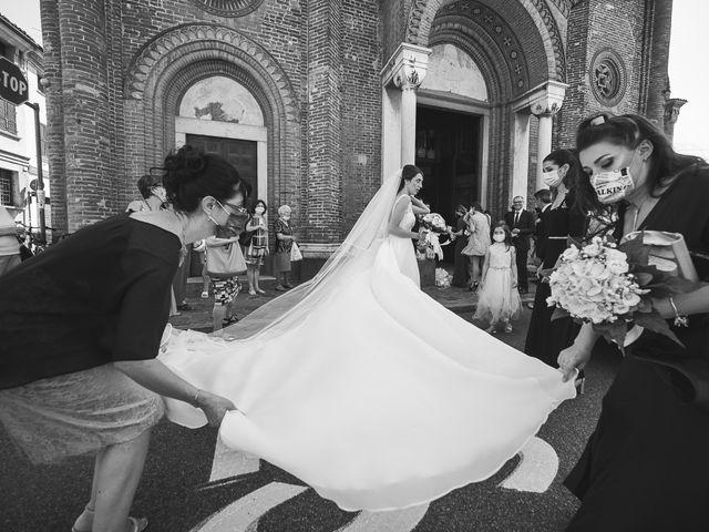 Il matrimonio di Cesare e Antonella a Soncino, Cremona 61