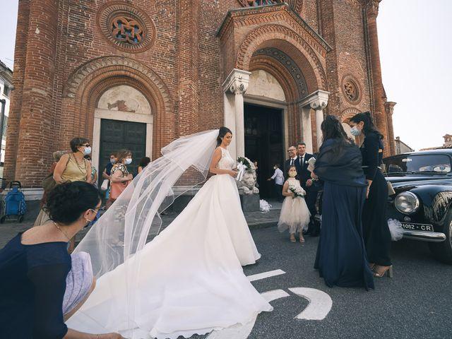 Il matrimonio di Cesare e Antonella a Soncino, Cremona 62