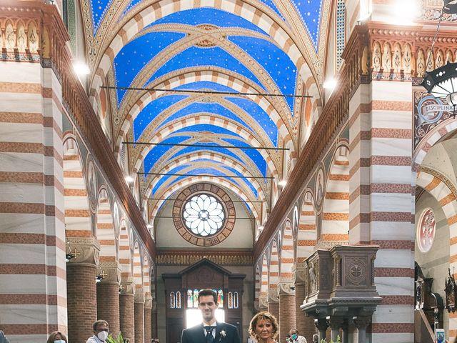 Il matrimonio di Cesare e Antonella a Soncino, Cremona 63
