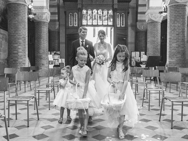 Il matrimonio di Cesare e Antonella a Soncino, Cremona 65