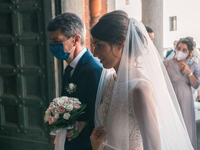 Il matrimonio di Cesare e Antonella a Soncino, Cremona 71