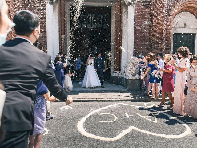 Il matrimonio di Cesare e Antonella a Soncino, Cremona 105