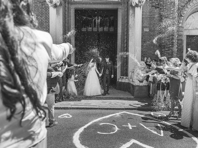Il matrimonio di Cesare e Antonella a Soncino, Cremona 107