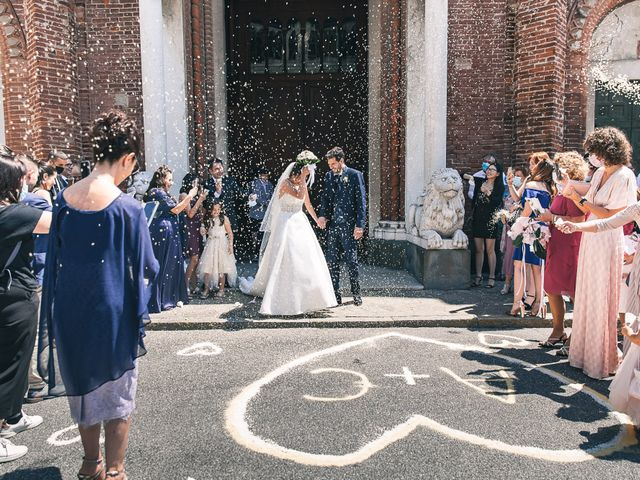 Il matrimonio di Cesare e Antonella a Soncino, Cremona 108