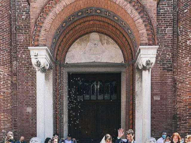 Il matrimonio di Cesare e Antonella a Soncino, Cremona 110