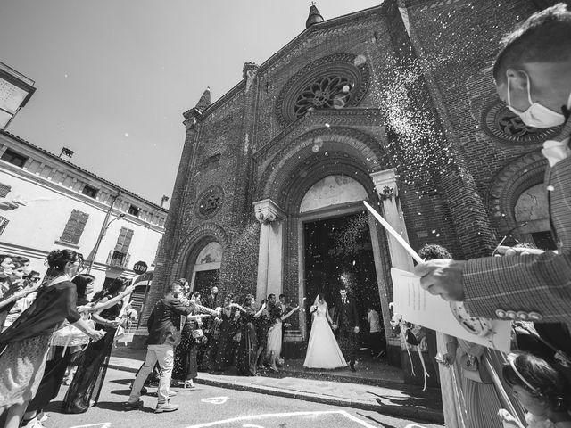 Il matrimonio di Cesare e Antonella a Soncino, Cremona 112