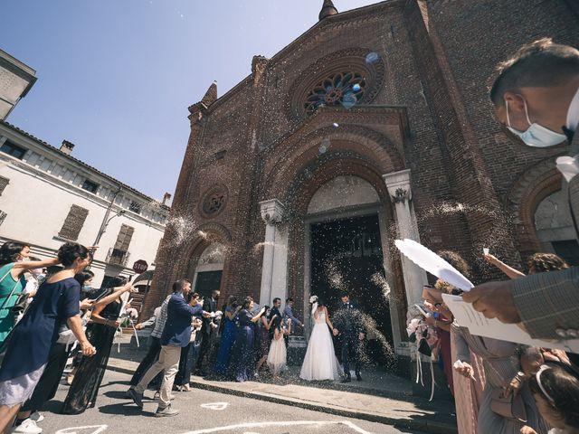 Il matrimonio di Cesare e Antonella a Soncino, Cremona 113