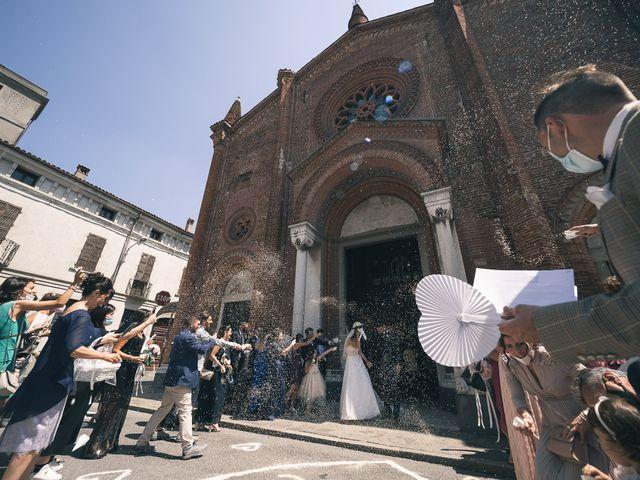 Il matrimonio di Cesare e Antonella a Soncino, Cremona 114