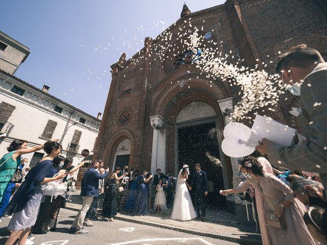 Il matrimonio di Cesare e Antonella a Soncino, Cremona 116