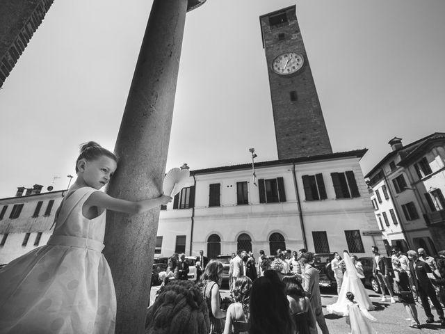 Il matrimonio di Cesare e Antonella a Soncino, Cremona 117