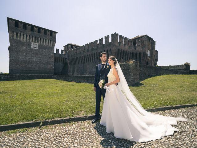 Il matrimonio di Cesare e Antonella a Soncino, Cremona 118
