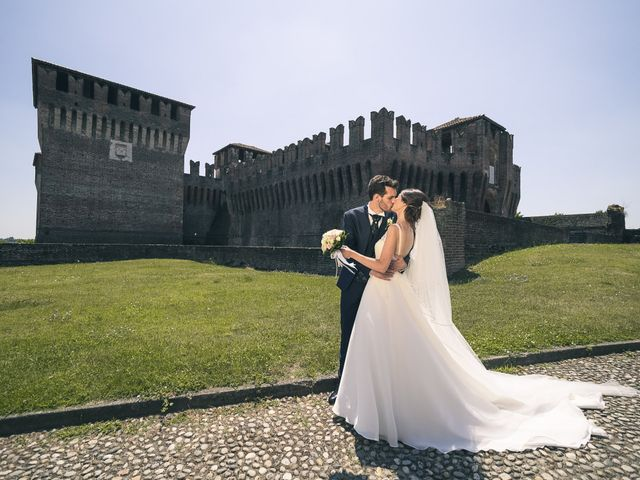 Il matrimonio di Cesare e Antonella a Soncino, Cremona 119