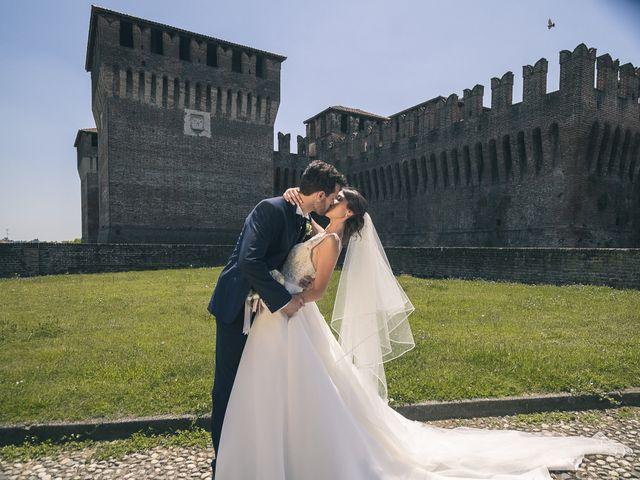 Il matrimonio di Cesare e Antonella a Soncino, Cremona 120