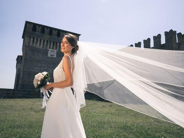 Il matrimonio di Cesare e Antonella a Soncino, Cremona 2