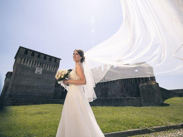 Il matrimonio di Cesare e Antonella a Soncino, Cremona 122