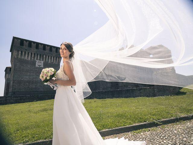 Il matrimonio di Cesare e Antonella a Soncino, Cremona 123
