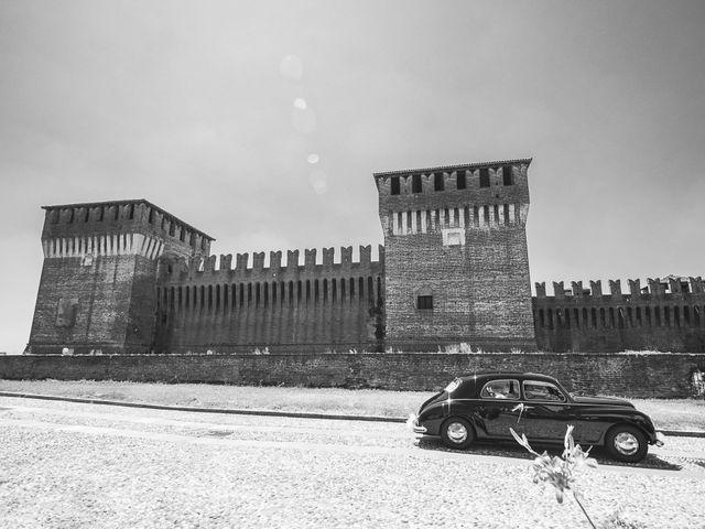 Il matrimonio di Cesare e Antonella a Soncino, Cremona 124