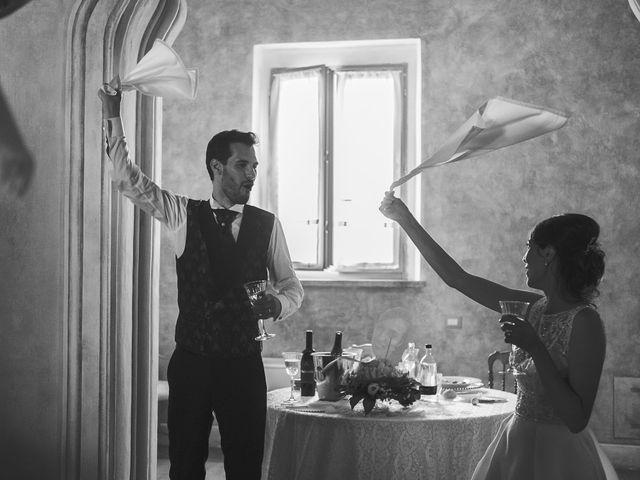 Il matrimonio di Cesare e Antonella a Soncino, Cremona 143