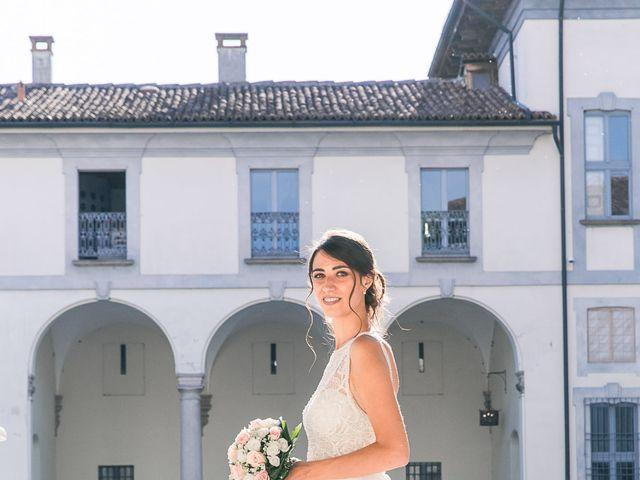 Il matrimonio di Cesare e Antonella a Soncino, Cremona 156