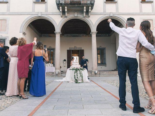 Il matrimonio di Cesare e Antonella a Soncino, Cremona 163