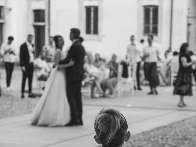 Il matrimonio di Cesare e Antonella a Soncino, Cremona 184