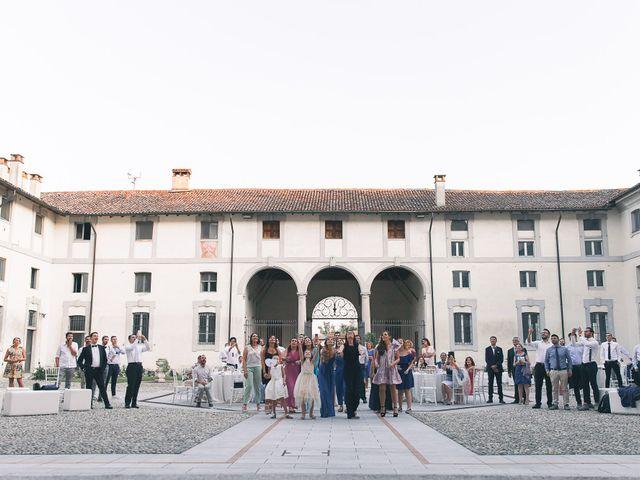 Il matrimonio di Cesare e Antonella a Soncino, Cremona 185
