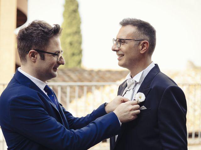 Il matrimonio di Giovanni e Francesca a Roma, Roma 12