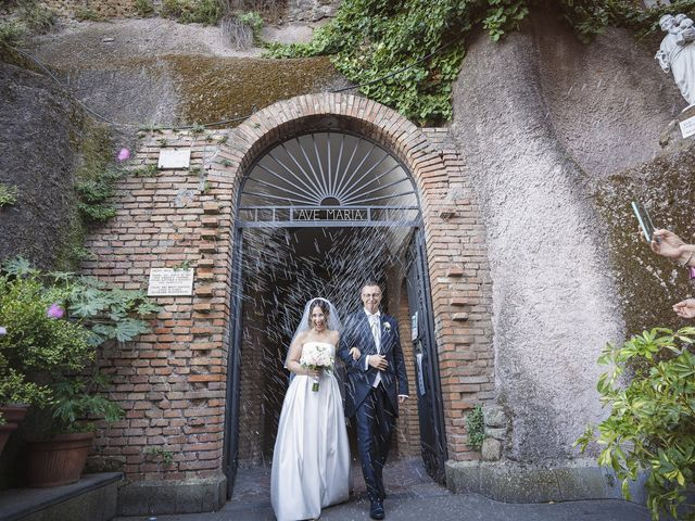 Il matrimonio di Giovanni e Francesca a Roma, Roma 16