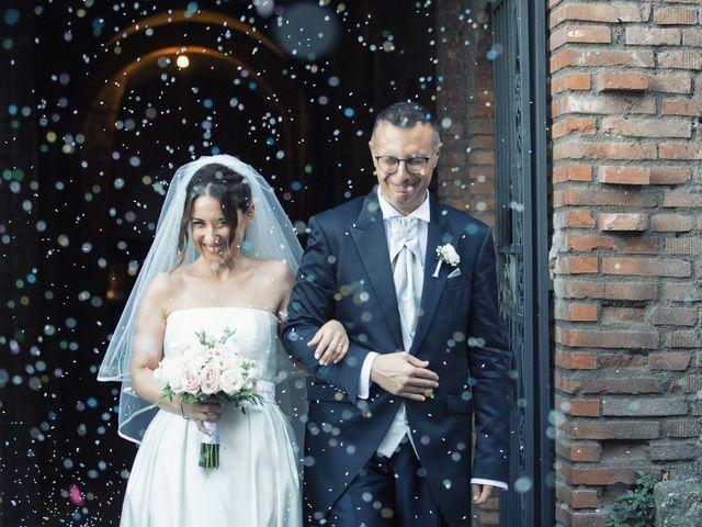 Il matrimonio di Giovanni e Francesca a Roma, Roma 17