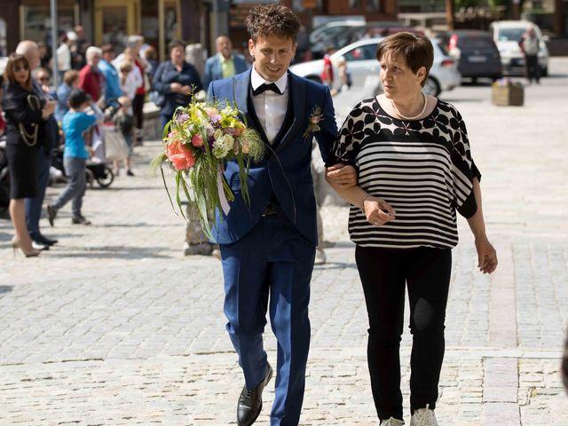 Il matrimonio di Matteo e Serena a Colere, Bergamo 38